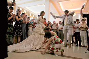 Самая красивая свадьба в махачкале