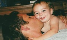 День отца: милые фото звездных пап