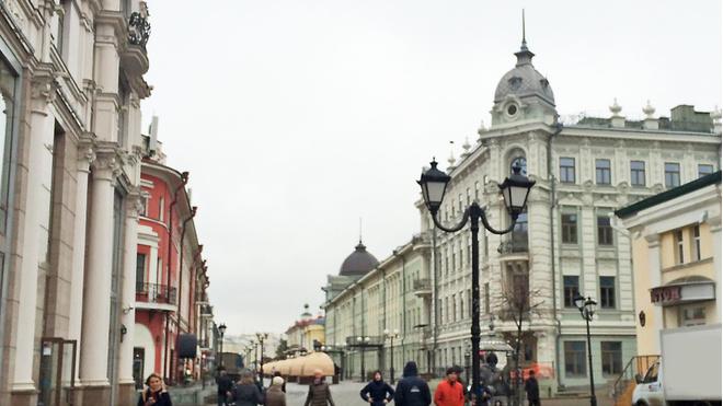 Старая Казань фото ностальгия