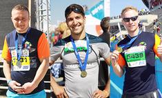 Казанский марафон: 17 красавцев, доказавших, что бегать – здорово!