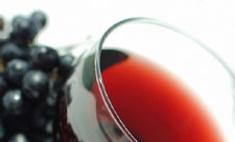 Виноградный сок полезен так же, как вино