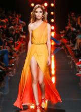 Показ Elie Saab на Неделе моды в Париже