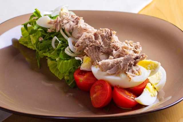 Слоеный салат «Хонтам»