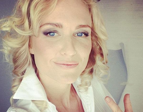 Катя Гордон поддерживает геев