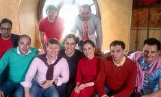 «Уральские пельмени» – в гостях у Пугачевой и Галкина