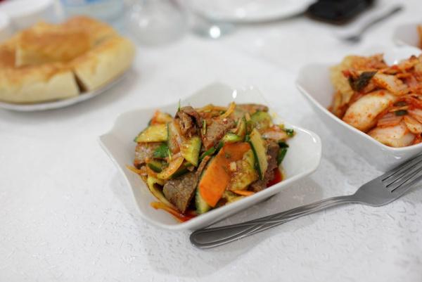 Свиные ушки по-корейски: рецепт приготовления.