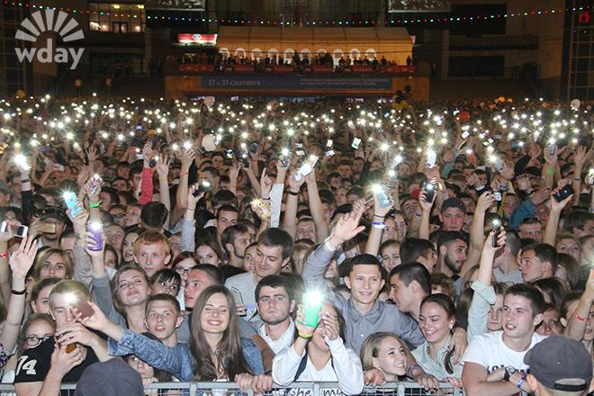 День города в Ростове: фотоотчет