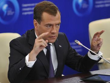 Дмитрий Медведев, Интернет, блог Медведева