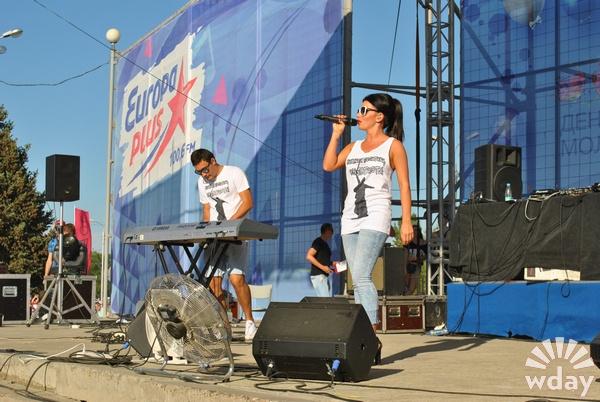 День молодежи Волгоград 28 июня 2015 Юля Волкова