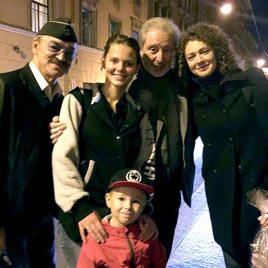 Елизавета Боярская впервые показала своего сына Андрея: фото 2016, подробности