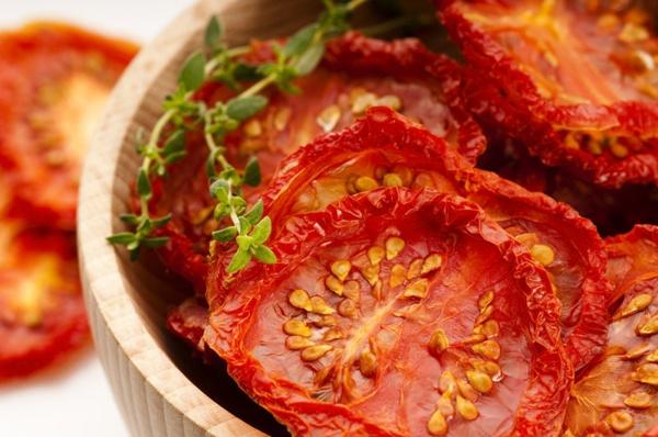 Как сушить и вялить помидоры