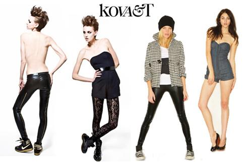 Рекламная кампания Kova & T
