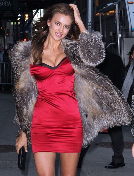 Ирина Шейк, 2011 год