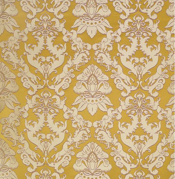 Ткань Pegasus, дизайн Мэтью Уильямсона, Osborne & Little, шоу-рум Arte Domo, салоны DeLuxe Home Creation, Lege Alto.
