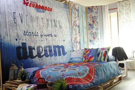 Выставка Home Textiles Premium: главные тренды этого сезона | галерея [1] фото [9]