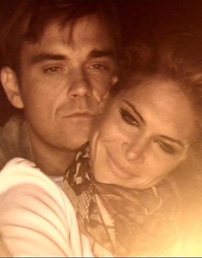 Робби Уильямс (Robbie Williams) и Айда Филд (Ayda Field)