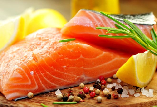 Морская рыба в рационе должна быть обязательно