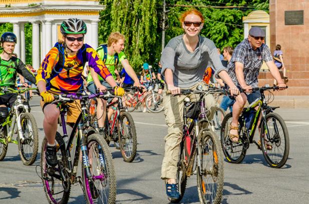 5 интересных фактов о рязанском велопробеге и большой фоторепортаж