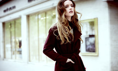 Модные советы: как носить длинное пальто с поясом