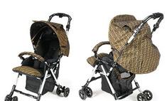 Fendi создаст линию колясок для новорожденных