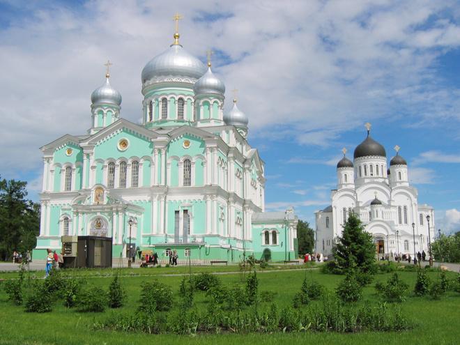 Нижний Новгород. Дивеевский монастырь