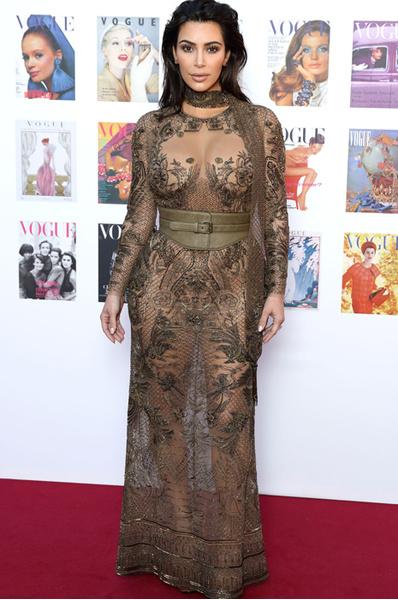 Ким Кардашьян, 2016 год