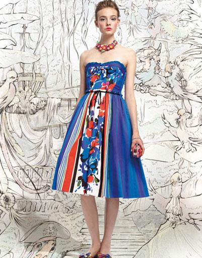 Платья на выпускной 2013: платье Red Valentino, 46 450 р.