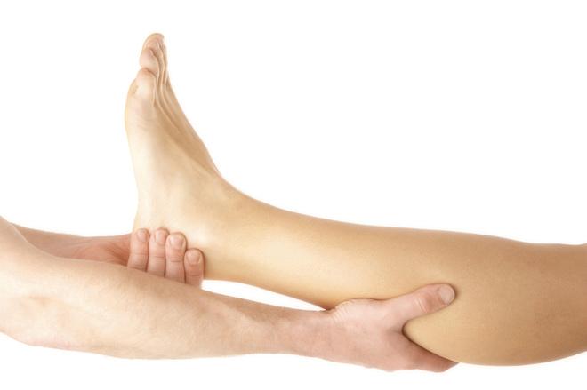 Что делать если схватила судорога на ноге