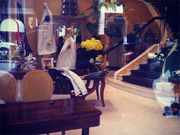 Поездка Тины Канделаки в Лос-Анджелес не обошлась без window shopping.