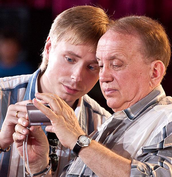 Александр Масляков: об отце и семейном подряде