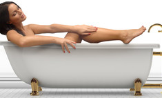 Лечебная ванна: подбираем температуру