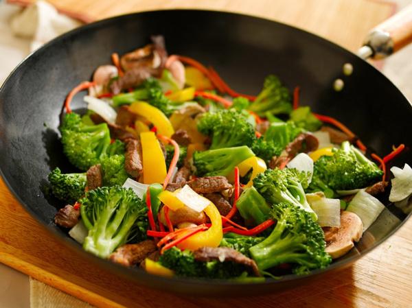 Рецепты с капустой брокколи