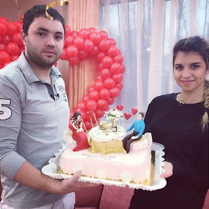 Алиана Гобозова, Александр Гобозов