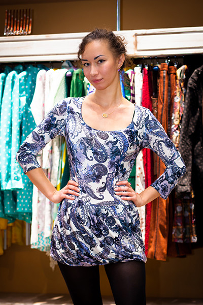 Платье от Светланы Лицкой