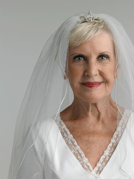 Влюбленные из Британии решили поженится в возрасте 91 года и 96 лет