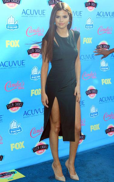 Селена Гомес на Teen Choice Awards-2013