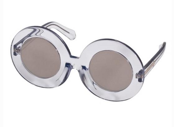 Круглые солнцезащитные очки Karen Walker Sunglasses