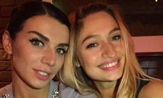 Седокова и Рудова примерили носы с горбинкой