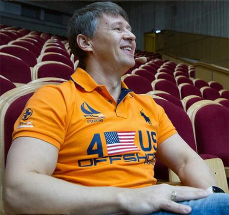 Сергей Исаев, фото