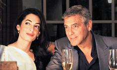 Клуни сделал предложение за завтраком