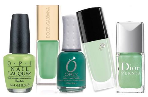 OPI, Dolce&Gabbana, Orly, Lancome, dior