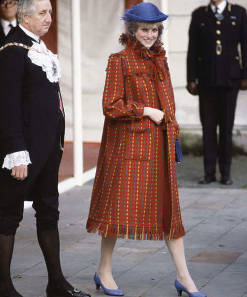 Принцесса Диана, 1981 год