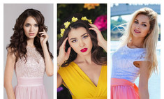 Три красноярки сразятся за звание «Самое красивое лицо мира – 2016»