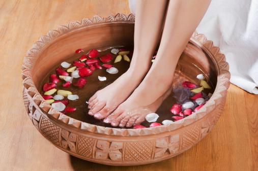 Дезодорирующая ванночка