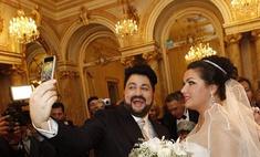 Анна Нетребко выложила видео со свадьбы