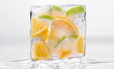 20 рецептов косметического льда