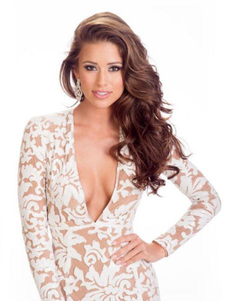 Мисс США Ниу Санчез: фото