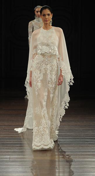 Лучшие коллекции Недели свадебной моды   галерея [5] фото [7]