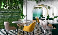 Летнее обновление меню в Les Ole!
