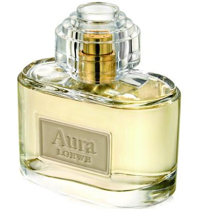 новый аромат Aura от Loewe
